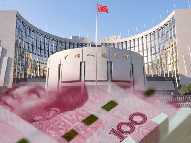 Central bank stepped in to: just, pay treasure to officially be