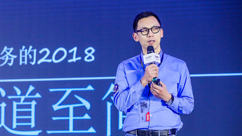 Gobi Xu Chen: venture capital managing partner enterprise service is extremely promising, core essence is synergy, simple and efficient