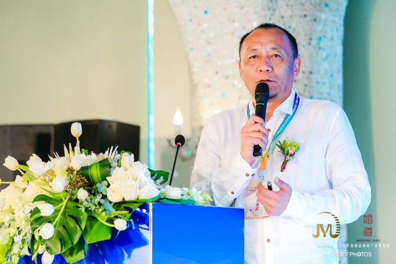 The wedding industry observation: Shi Kangning, we like to restore the original material industry