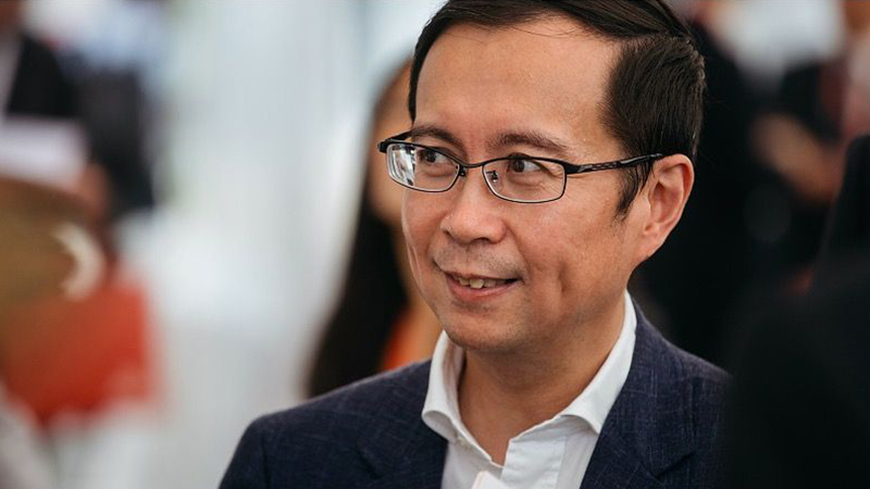 Dialogue, zhang yong: fortunately, you sleep with eyes open